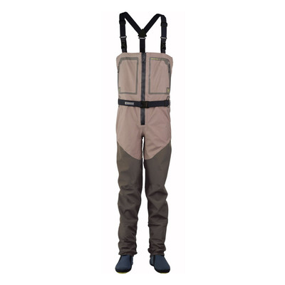 Hodgman Aesis Sonic Zip Stocking Foot Wader