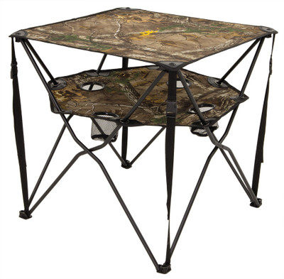 Browning Double Barrel Camp Table