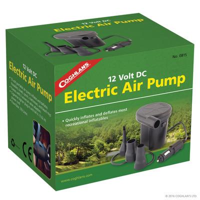 Coghlans Electric Air Pump, 12 Volt DC