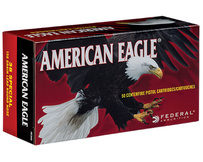 American Eagle, 38 Special, 158 Gr Lead RN