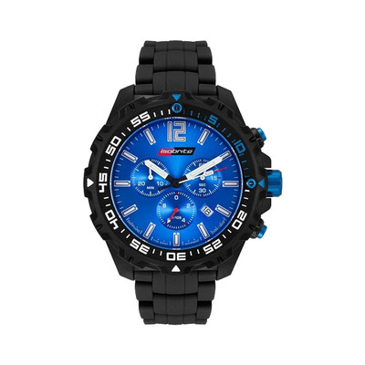 Isobrite Valor Series, Chronograph - Blue Dial