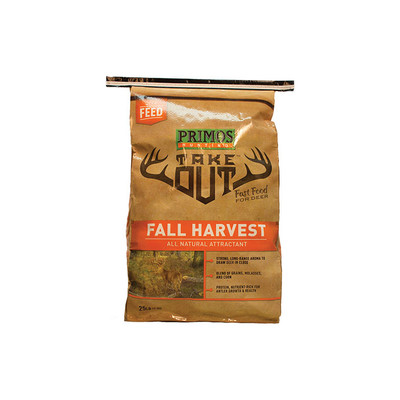 Primos Take Out Fall Harvest Deer Attractant, 25 lb
