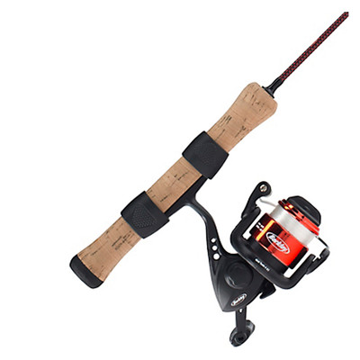 BERKLEY CHERRYWOOD HD ICE FISHING COMBO - 27""