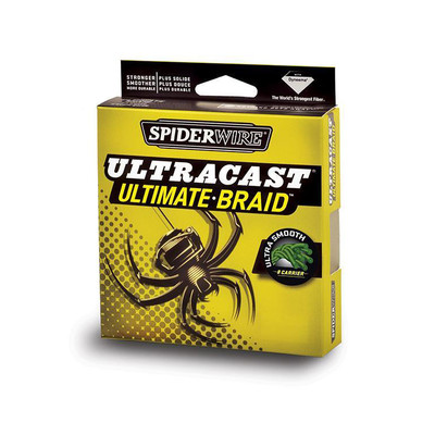 Spiderwire Ultracast, Low-Vis Green