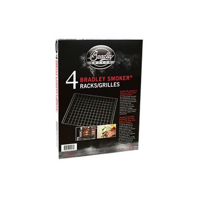 Bradley Smoker Racks, Set of 4