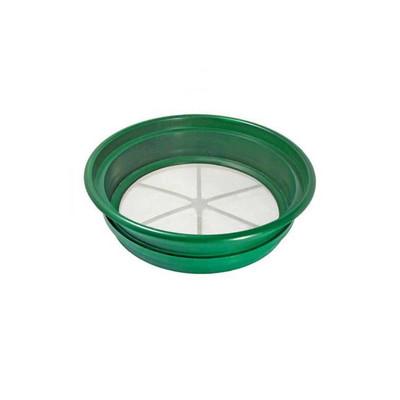 """SMI 20m Green Classifying Pan, Mesh Size - 1/20"""""""