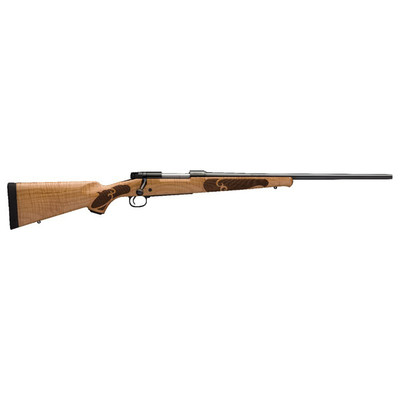 Winchester Model 70 Featherweight High Grade Maple