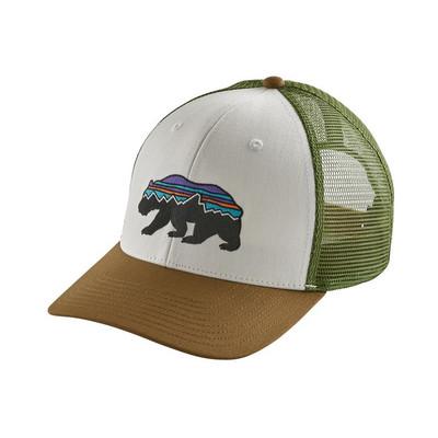 Patagonia Fitz Roy Bear Layback Trucker Hat