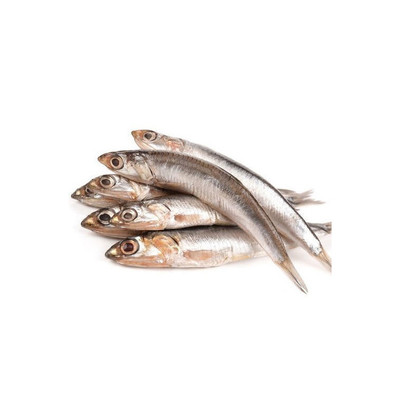 Image does not show correct size or quantity - Frozen Anchovy 5 1/2 inch - 10 pack