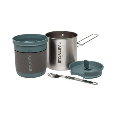 Stanley Mountain Compact Steel Cook Set