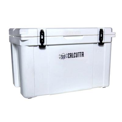 Calcutta High Performance Series Cooler, 80 L, White