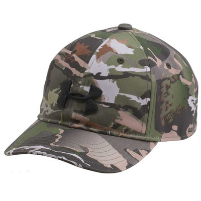 UA Boy's Youth Camo Cap 2.0