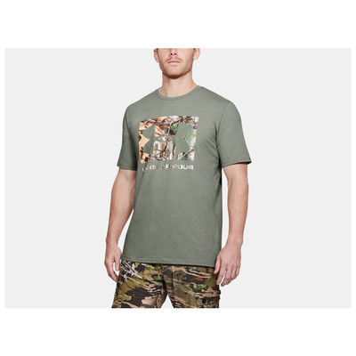 UA Camo Knockout Logo Graphic T-Shirt