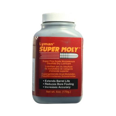 Lyman Super Molly Dry Lube, 6 oz