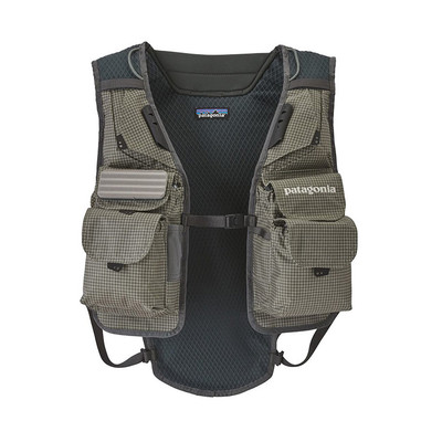 Patagonia Fishing Hybrid Pack Vest - Front
