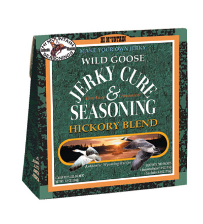 Hi Mountain Jerky Cure & Seasoning for Goose