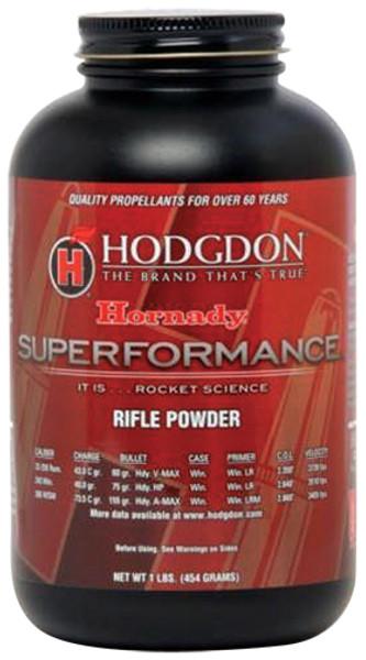 Hodgdon Superformance Rifle Powder, 1 lb