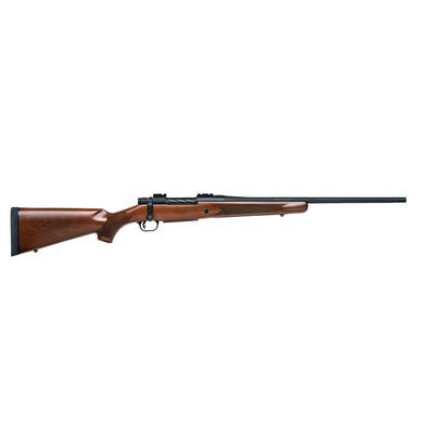 Mossberg Patriot Rifle, Walnut, Fluted Barrel, DBM