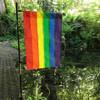 Garden Flag - Rainbow