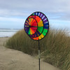 Wind Spinner - Rainbow Triple Wheel