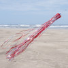 Mylar Windsock - 51-Inches, Red