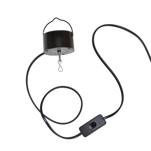 Hanging Electric Motor for Spinning - Kite Garden
