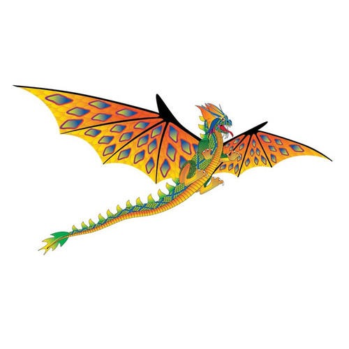 SuperSize 3D - Yellow Dragon Kite