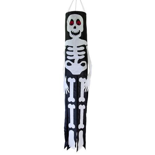 """Windsock - 40"""" 3D Lil' Bones Skeleton"""