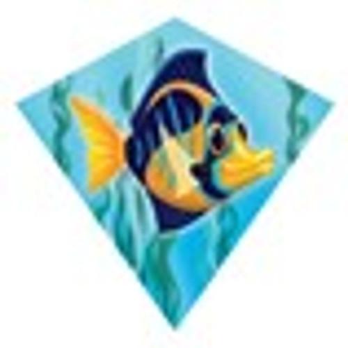 Diamond - Angelfish Mini Kite