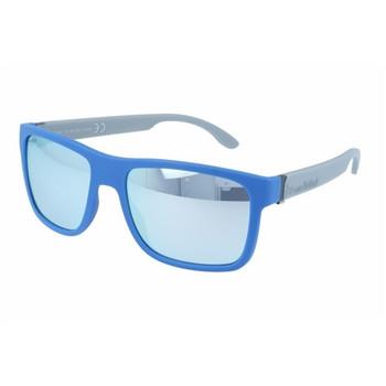 1f92a32159 Red Bull WING1 Sunglasses Matt Light Blue Smoke Silver Lens WING1-003