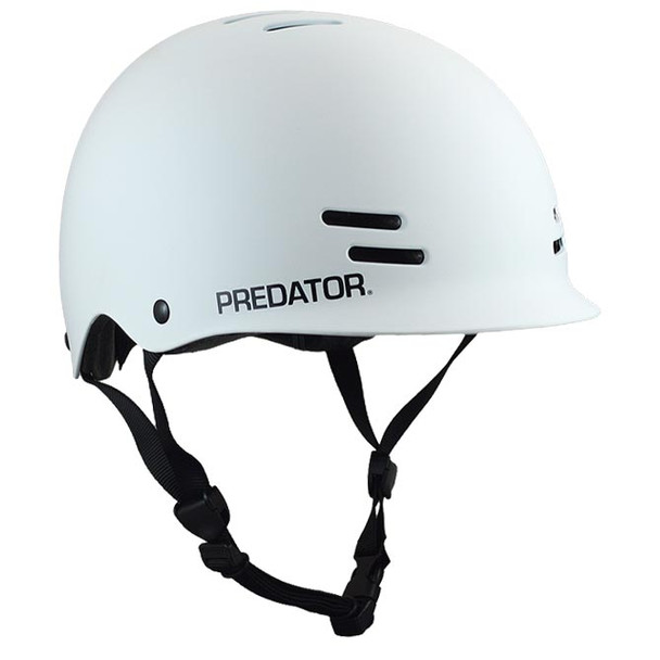 Predator FR7 CPSC Helmet Matte White XS/S