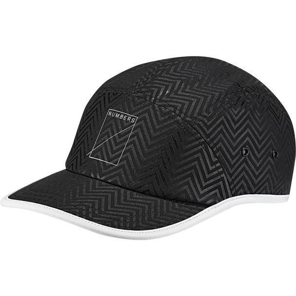 Adidas Numbers Hat Black Clipback
