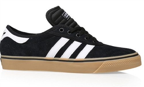 Adidas Adi-Ease Premier Shoes Black White Gum  635635153