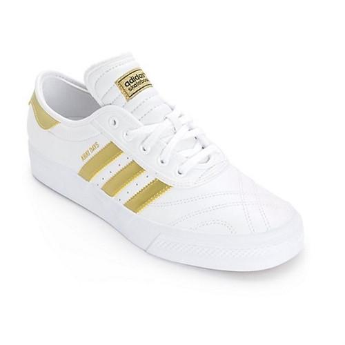 Adidas Adi Ease Premier dias fuera de boardparadise zapatos oro blanco