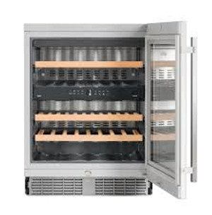 Liebherr UWTES1672 Integrated Built-Under Dual Zone Wine Cooler