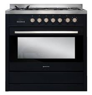 Parmco AR900OBS Freestanding Gas/Electric Oven