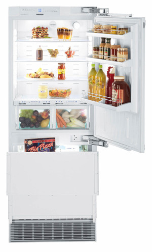 Liebherr Integrated Bottom Mount Fridge / Freezer