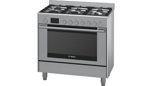 Bosch HSB738357A Gas-Cooktop Electric Oven 900mm