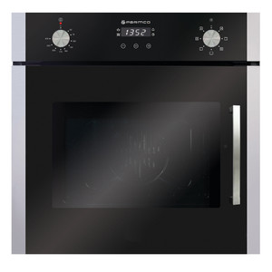 Parmco PPOV-6S-SIDE Stainless Side-Opening Oven 600mm