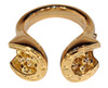 Gold and diamond Horseshoe ring The Lucky You Horseshoe ring, from the Equestrian Jewelry Collection.