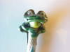 Funny Frog Pen from St Lucia