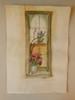 Tamara S Gordon. Window View. Watercolor on paper-11