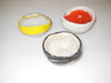 Tamara S Gordon Ceramics. Set of Three Bowls