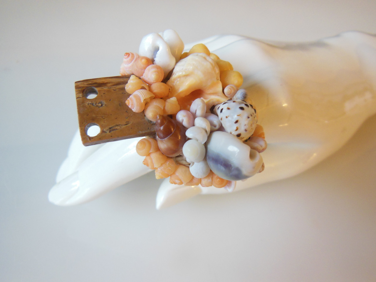 Seashell Ring from the South Pacific #1