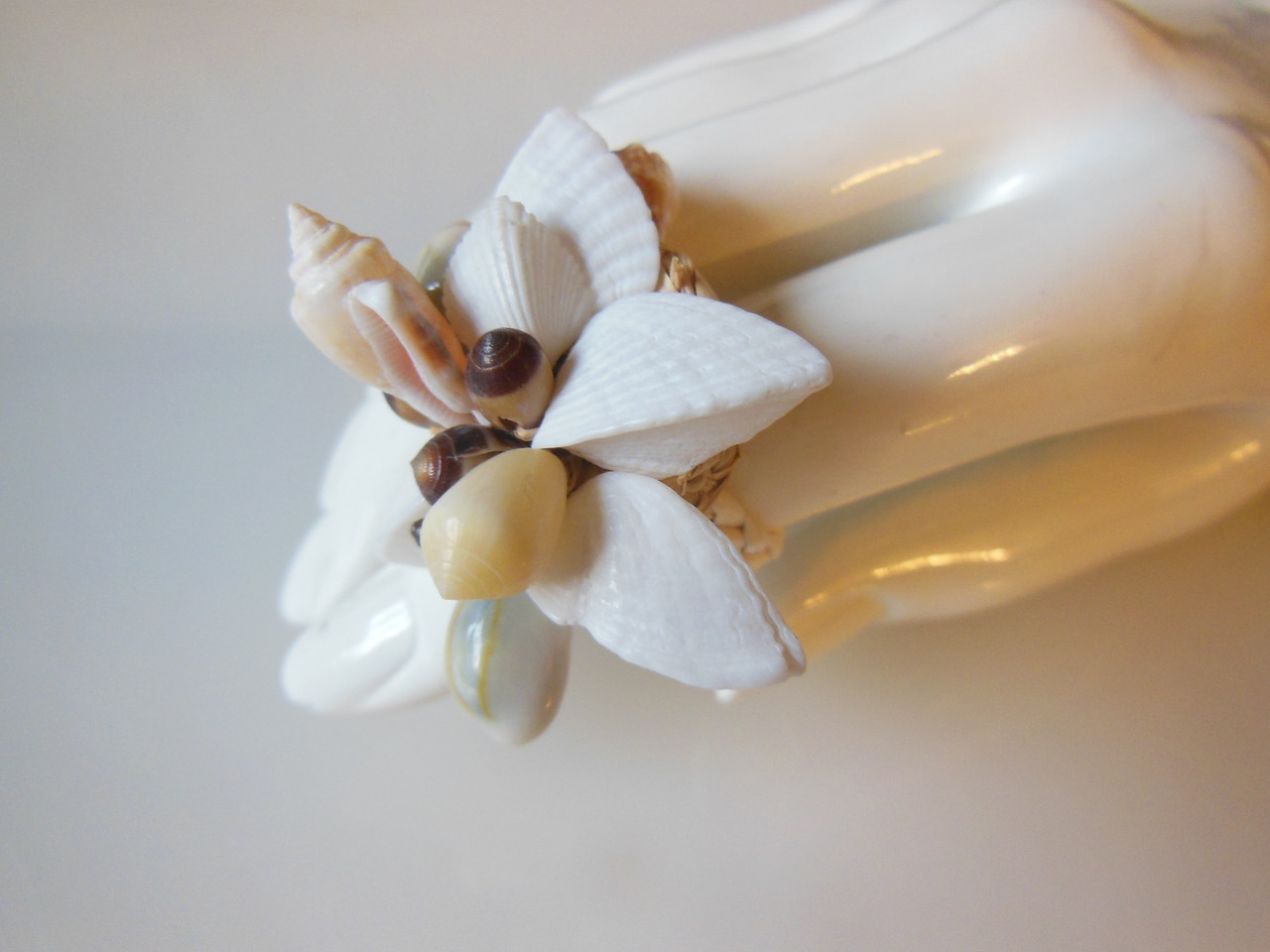 Seashell Ring from the South Pacific #4