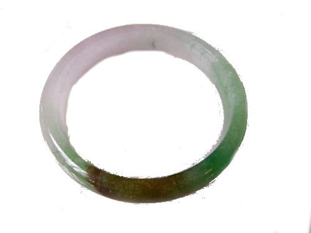 bangle for flat inch light bracelet i jade sale green