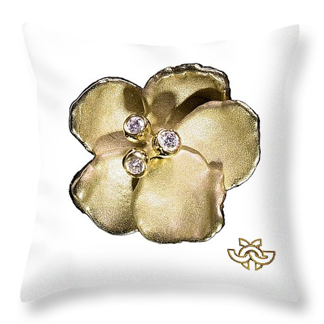 Throw pillow  - contact me or purchase at http://fineartamerica.com/profiles/jane-a-gordon.html