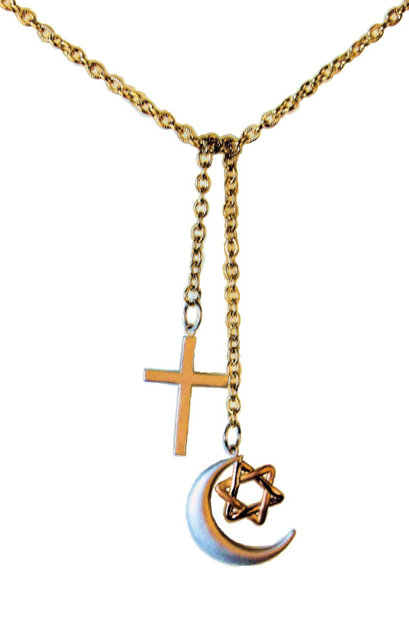 Religion- Monotheistic All Mixed Up Together- 18K