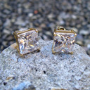 Diamond Cz Earrings