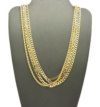 Chain Necklace Sets